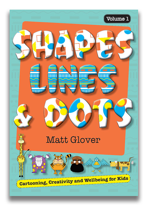 Shapes Lines and Dots Volume 1