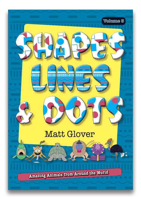 Shapes Lines and Dots Volume 3