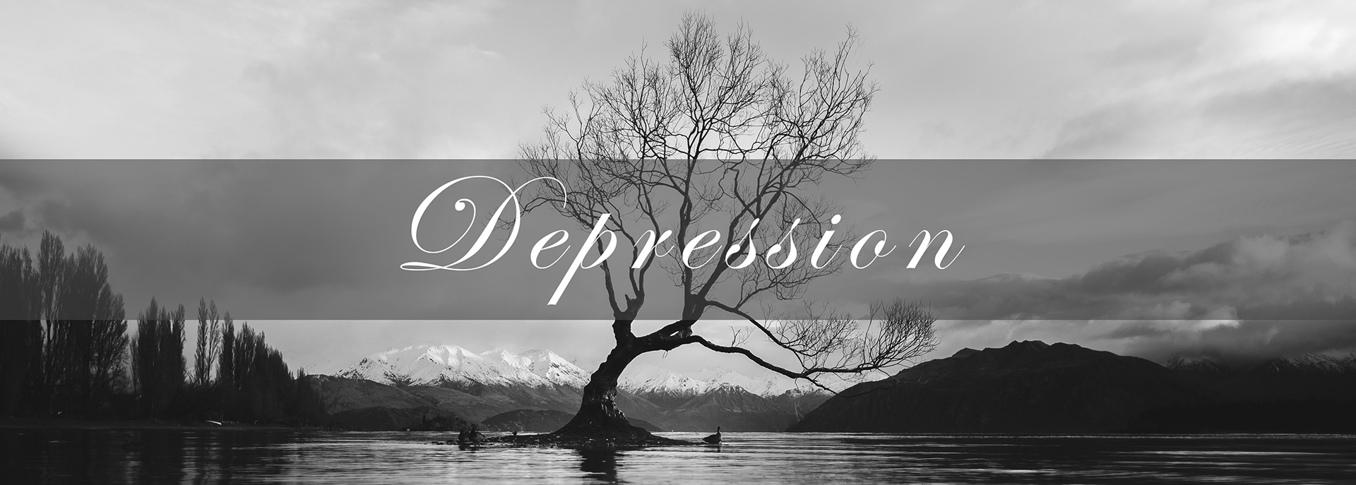 Counselling for depression in East Doncaster and Croydon Hills