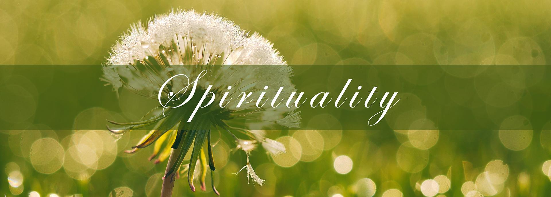 Spirituality counselling