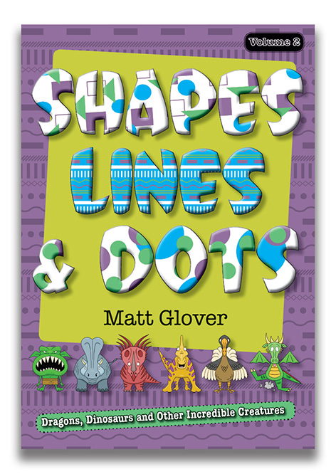 Shapes Lines and Dots Volume 2