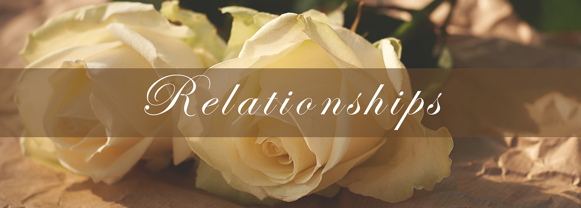 Counselling for relationships